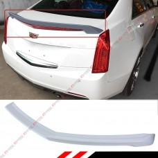 FOR 2013-17 CADILLAC ATS 4 DOOR SEDAN ATS-V SPORT HIGHKICK TRUNK SPOILER WING